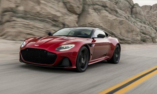 Aston Martin DBS Superleggera revealed