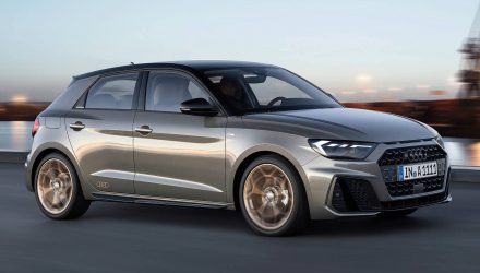 2019 Audi A1 Sportback revealed; awesome design, jumps to MQB platform