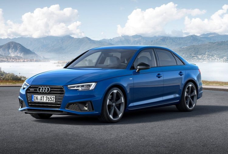 2019 Audi A4 facelift debuts, adds S line competition trim   PerformanceDrive