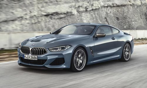 2019 BMW 8 Series revealed; 0-100km/h in as low as 3.7 seconds