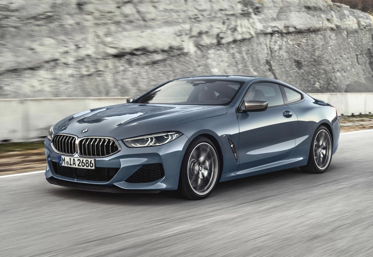 2019 Bmw 8 Series Revealed 0 100km H In As Low As 3 7