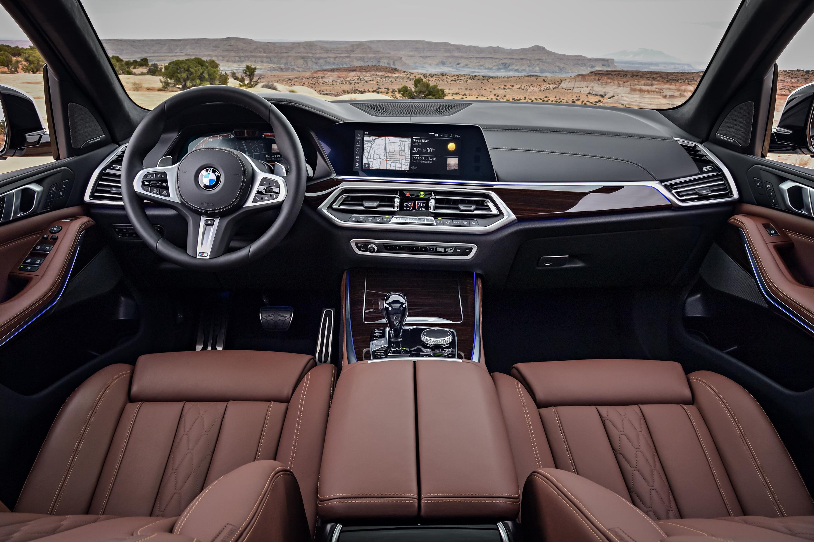 2019 Bmw X5 Revealed Larger More Powerful Than Ever