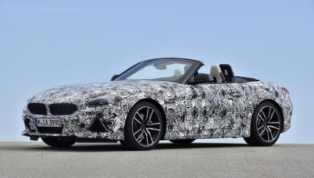 BMW Z4 M40i confirmed, development almost finalised