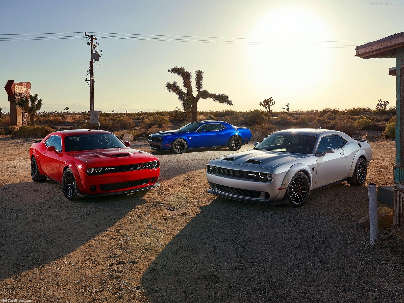 2019 Dodge Challenger Srt Hellcat Redeye Debuts With 797hp Performancedrive