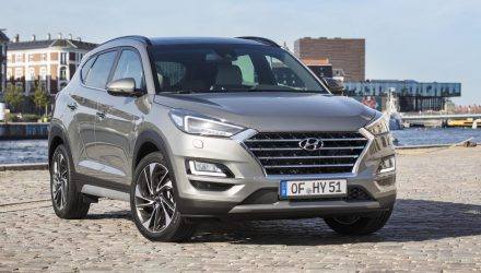 2019 Hyundai Tucson revealed with new 48V mild hybrid diesel