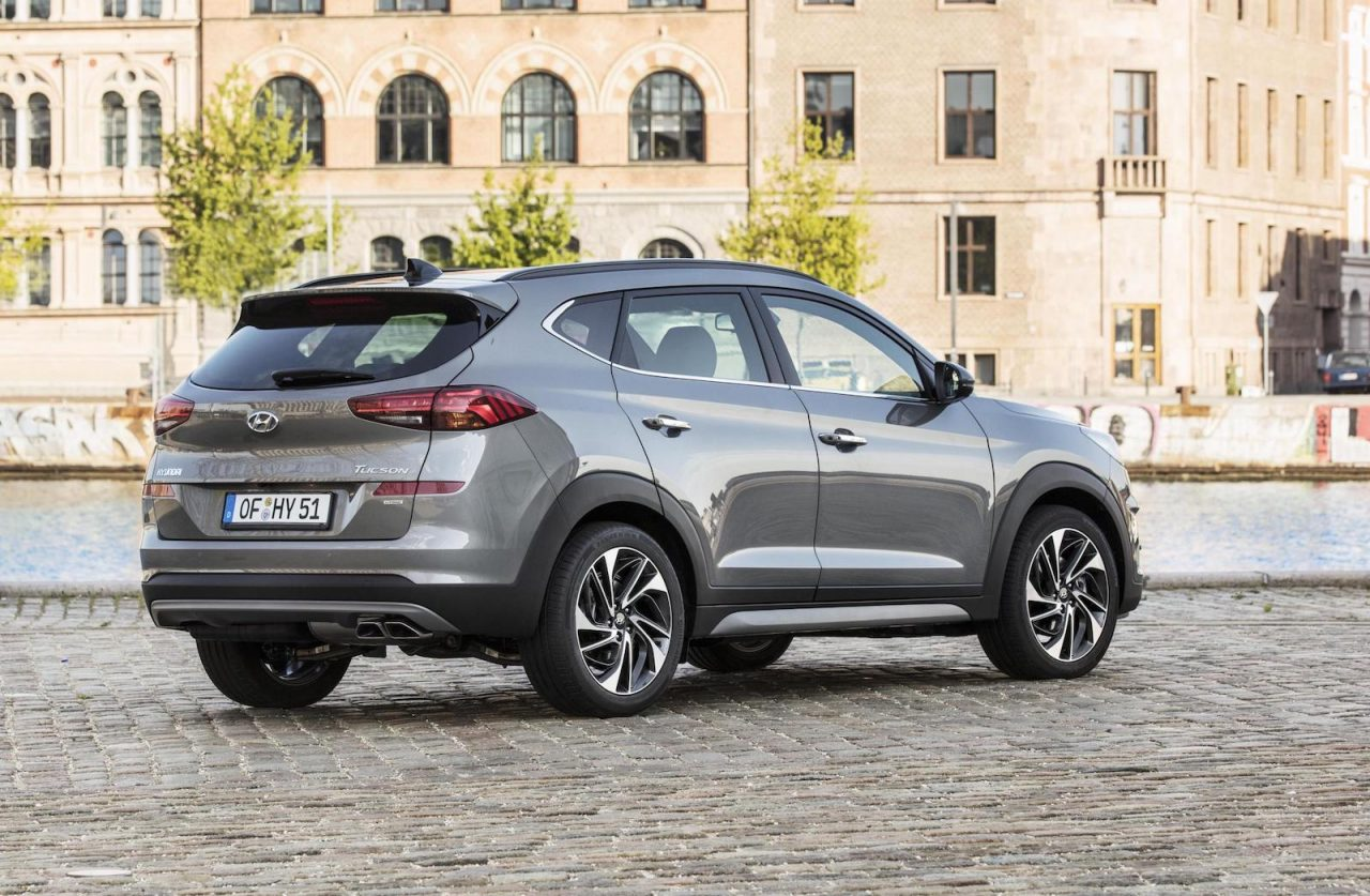 48v Mild Hybrid >> 2019 Hyundai Tucson revealed with new 48V mild hybrid diesel | PerformanceDrive