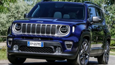 2019 Jeep Renegade refresh revealed