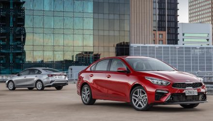 2019 Kia Cerato now on sale in Australia from $19,990