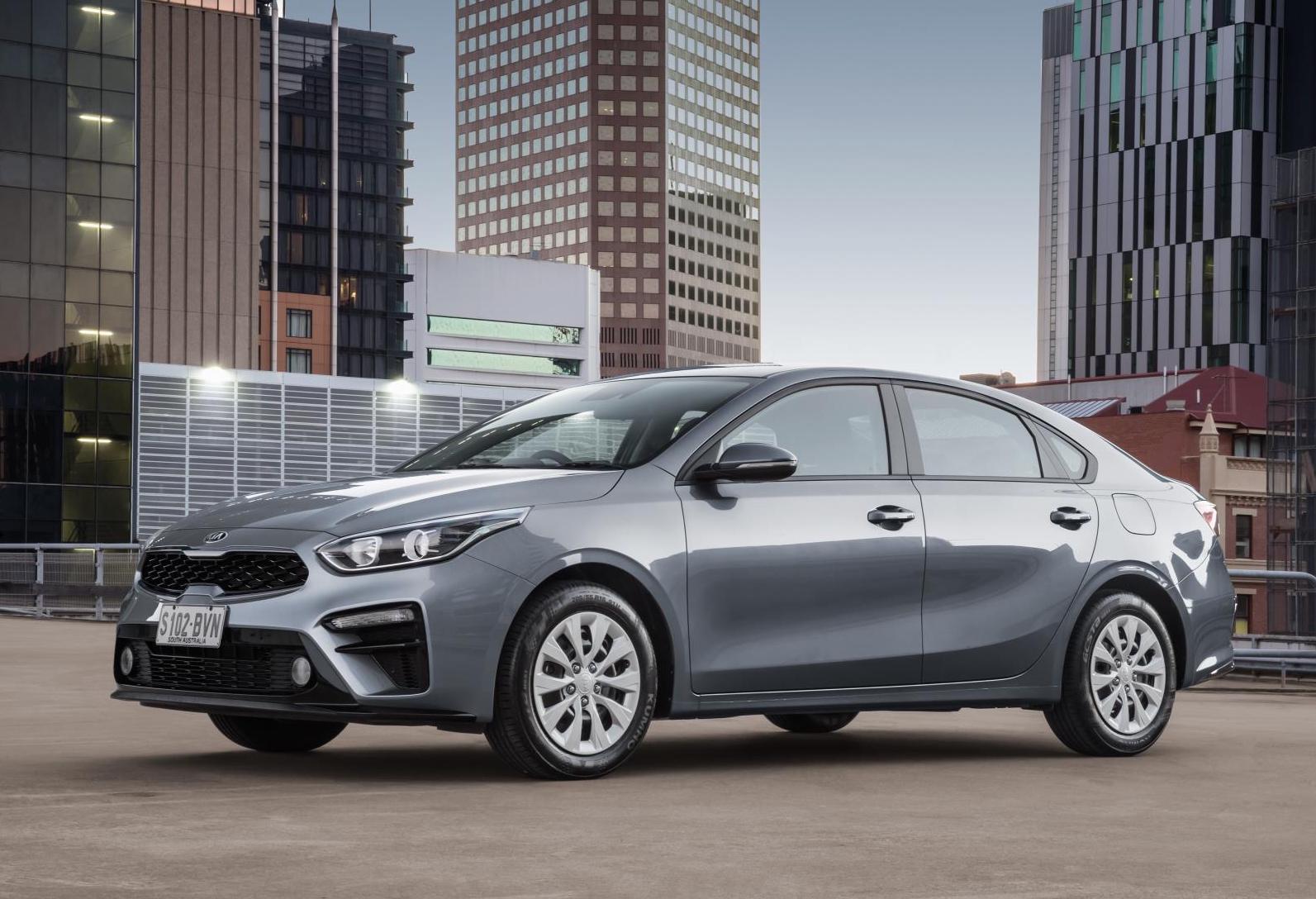 2019 Kia Cerato Now On Sale In Australia From $19,990