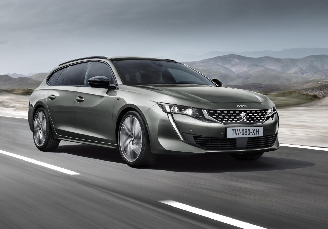 2019 Peugeot 508 SW wagon revealed | PerformanceDrive
