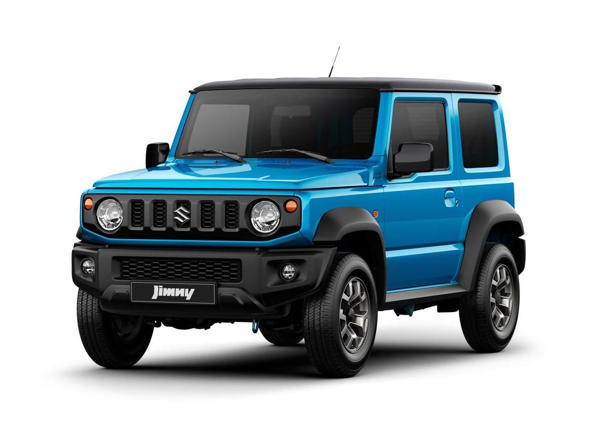 2019 suzuki jimny revealed first official images update interior chassis images. Black Bedroom Furniture Sets. Home Design Ideas