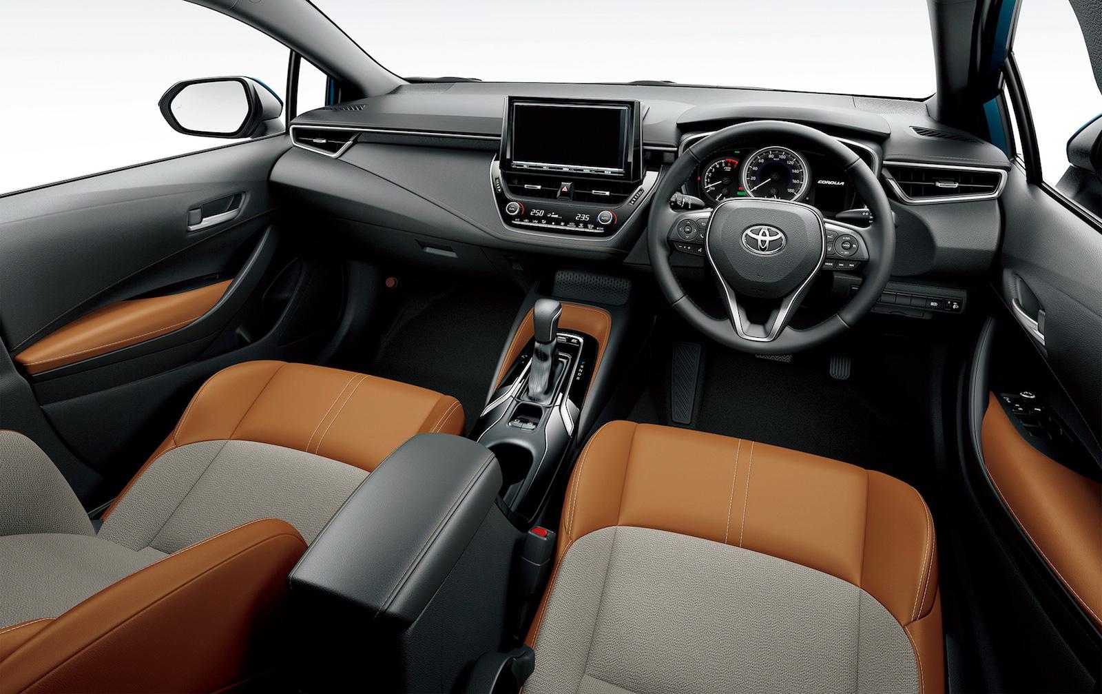 JDM-spec 2019 Toyota Corolla Sport gets turbo option ...