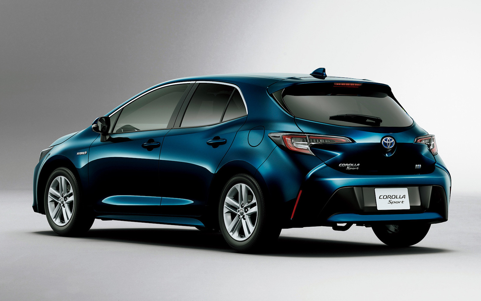 Jdm Spec 2019 Toyota Corolla Sport Gets Turbo Option Performancedrive