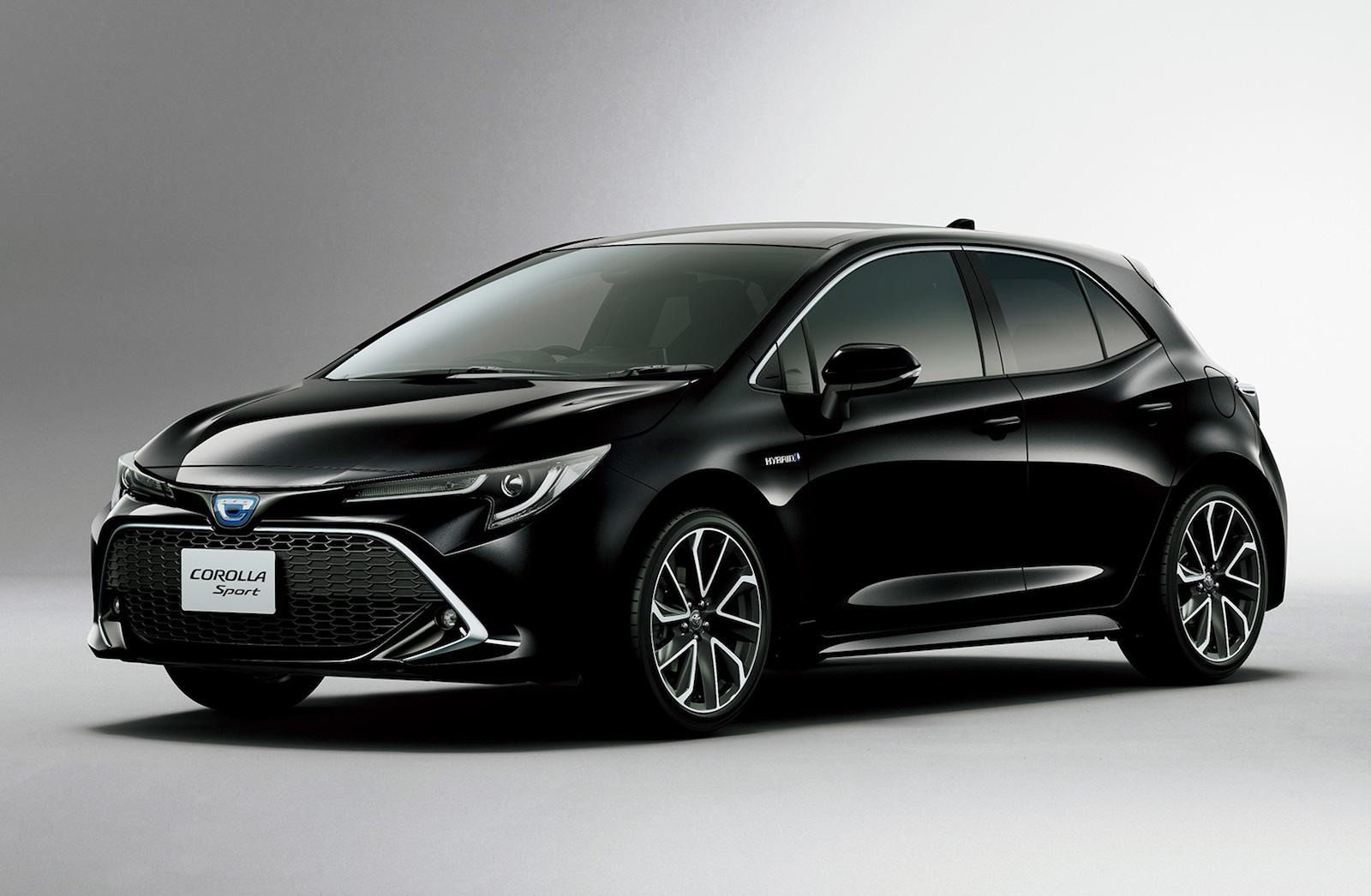 jdm spec 2019 toyota corolla sport gets turbo option. Black Bedroom Furniture Sets. Home Design Ideas