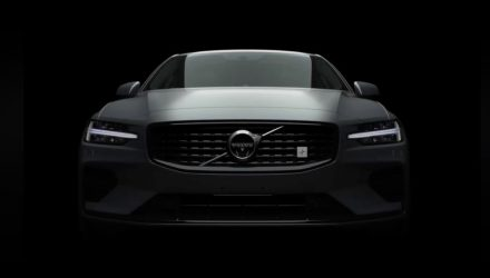 2019 Volvo S60 previewed, debuts 'Polestar Engineered' option (video)