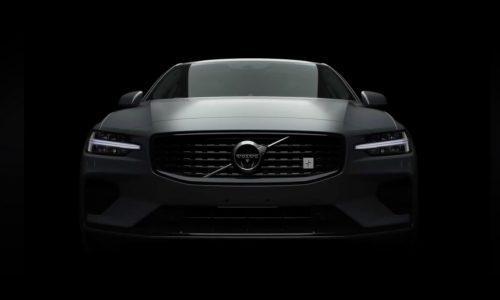2019 Volvo S60 previewed, debuts 'Polestar Engineered' option (video)