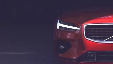 2019 Volvo S60 previewed one last time, debuts tonight