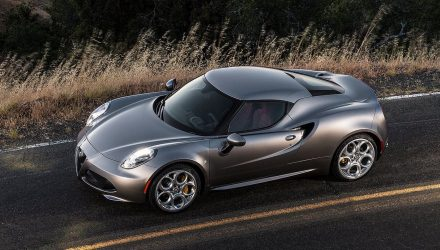 Alfa Romeo 4C coupe to be dropped from US after MY2018  - report