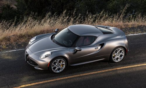 Alfa Romeo 4C coupe to be dropped from US after MY2018  – report