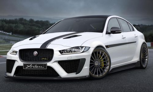 Arden develops neat upgrade kit for Jaguar XE S