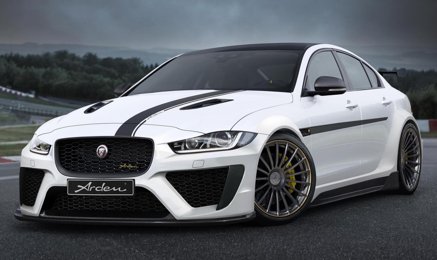 Arden Develops Neat Upgrade Kit For Jaguar Xe S Performancedrive