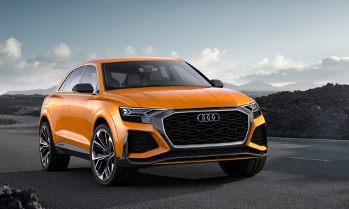 Audi RS Q8 on the way, to adopt Porsche's 500kW E-Hybrid –report