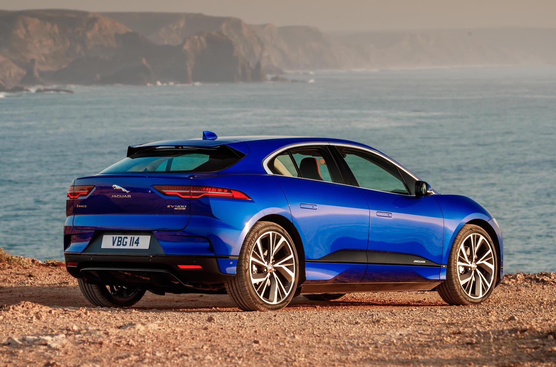 Jaguar I Pace Now On Sale Australian Lineup Confirmed
