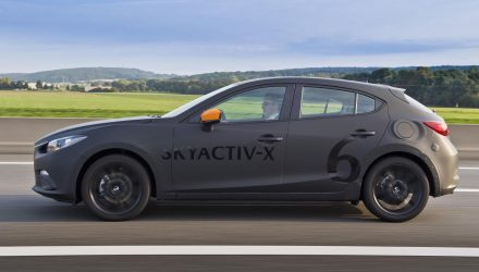 2019 Mazda3 to debut at LA show, featuring SkyActiv-X tech – report