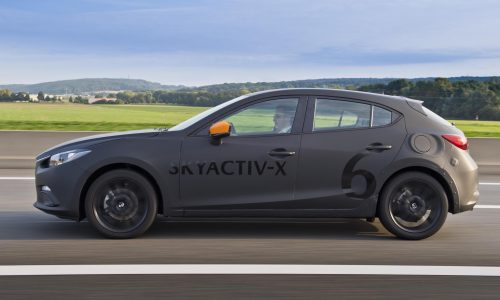 2019 Mazda3 to debut at LA show, featuring SkyActiv-X tech –report