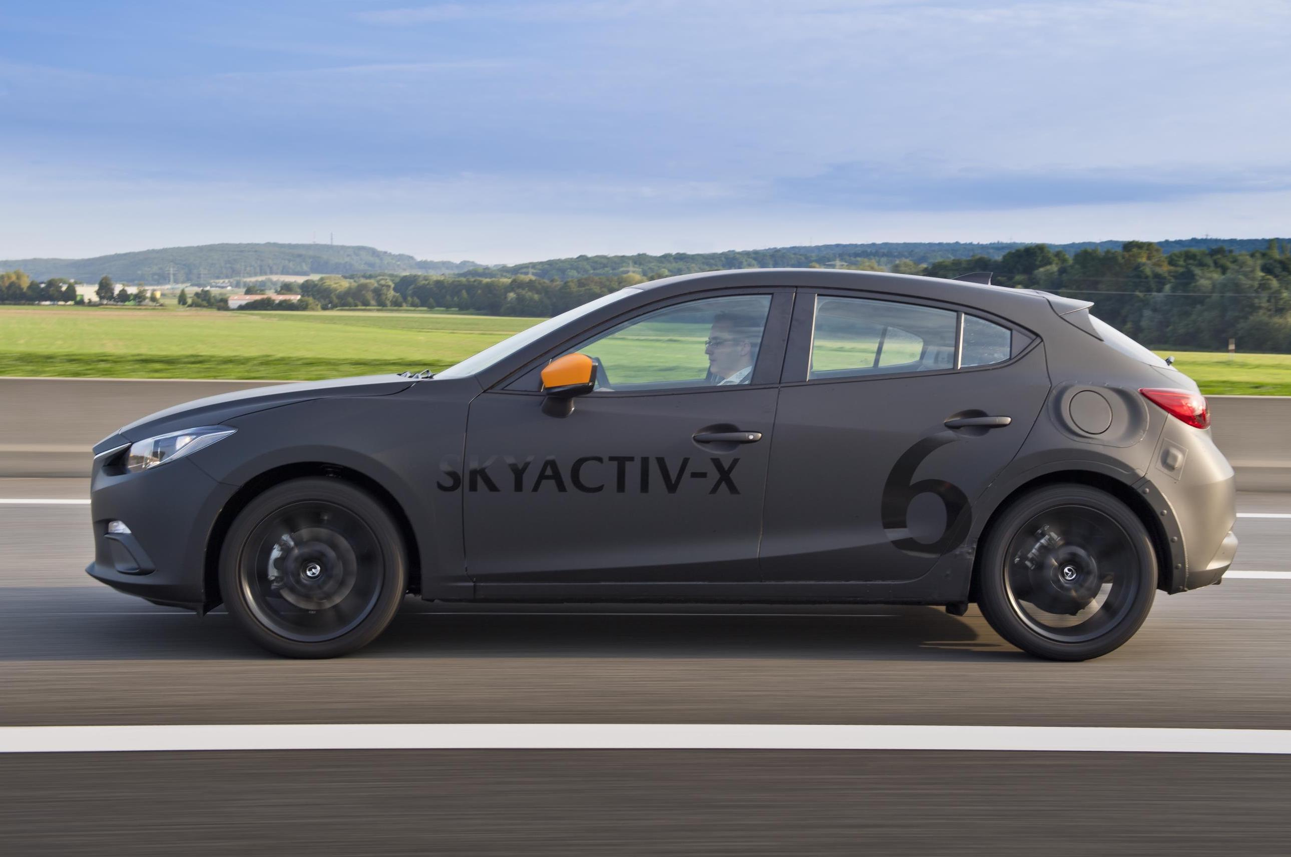 2019 mazda3 to debut at la show featuring skyactiv x tech. Black Bedroom Furniture Sets. Home Design Ideas