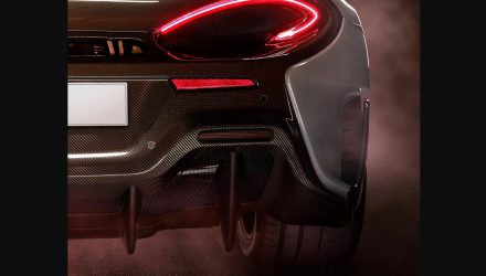 McLaren previews new hardcore model, could be '570LT'?