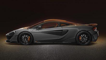 McLaren 600LT revealed, based on 570S
