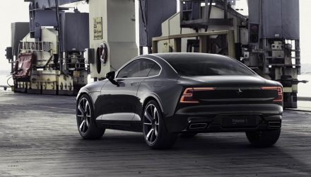 Polestar 1 to make driving debut at Goodwood Festival