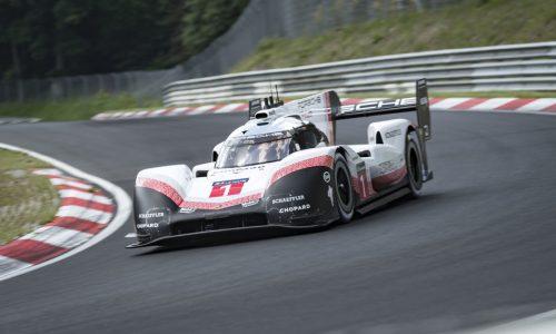 Porsche 919 Evo breaks Nurburgring lap record; 5:19.546
