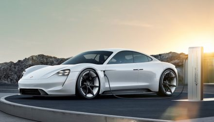 Porsche Taycan confirmed as name for Mission E production car