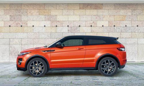 Range Rover Evoque 3-door, Jaguar XE S & XF S dropped – report