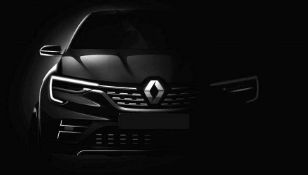 Renault previews new compact SUV, to debut at Moscow show