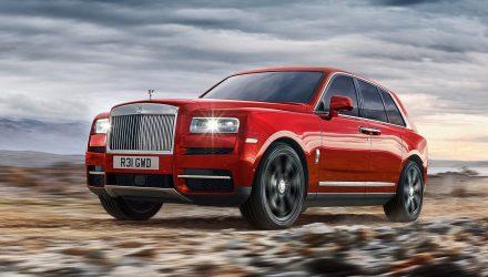 Rolls-Royce has no plans for smaller SUV, under Cullinan - report
