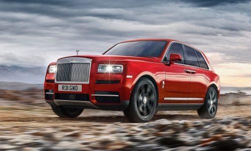 Rolls-Royce has no plans for smaller SUV, under Cullinan – report