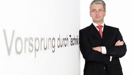 Audi boss Rupert Stadler arrested in Germany; dieselgate