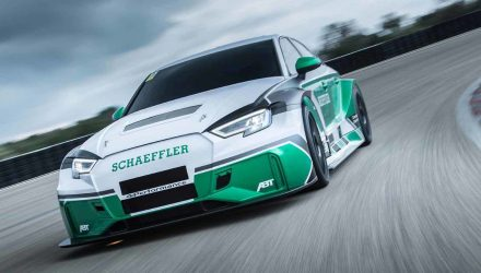 Schaeffler Audi RS 3 sedan revealed, packs 880kW (video)