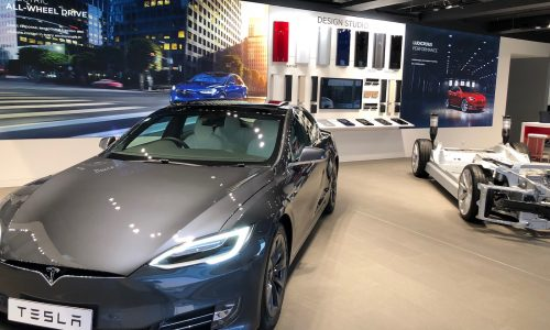 Tesla opens first Store and Service Centre in New Zealand