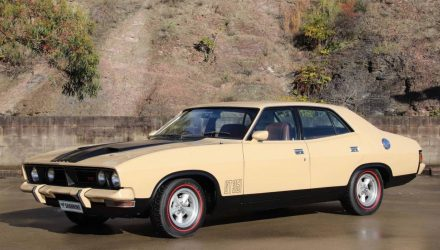 For Sale: Aussie classics Torana SL/R 5000, XB Falcon GT up for auction