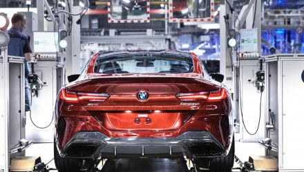 New BMW 8 Series production commences at Dingolfing plant