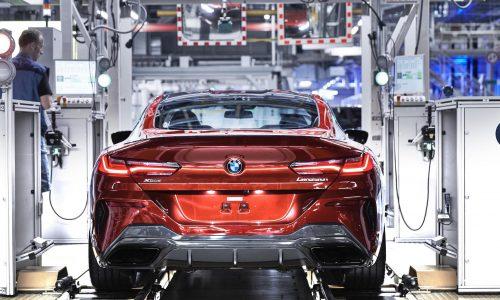 New BMW 8 Series production commences at Dingolfing plant