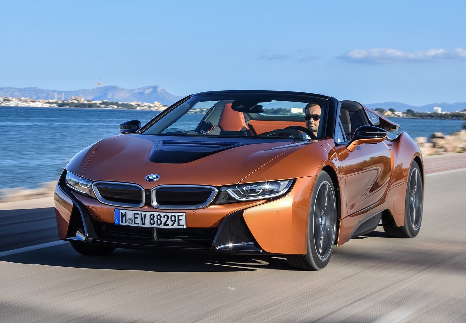 2018 Bmw I8 Roadster Amp Coupe Lci Update Now On Sale In