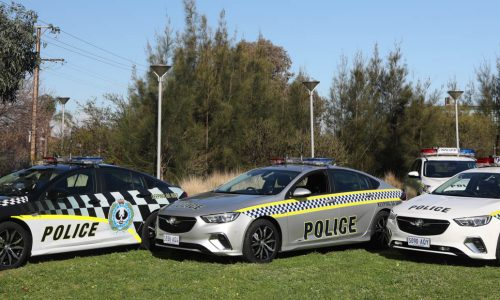 Holden Commodore police car lives on, joins South Australia force