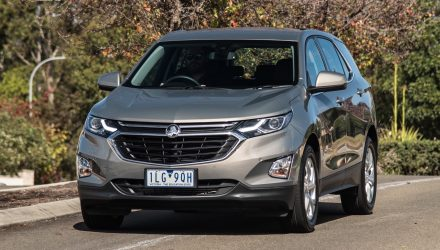 2018 Holden Equinox LT 2.0T review (video)