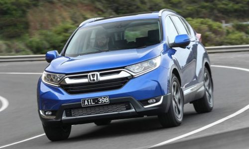 Top 10 best-selling SUVs in Australia during first half of 2018