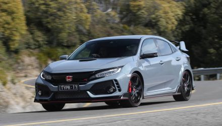 Honda Civic Type R soon receiving minor updates – report